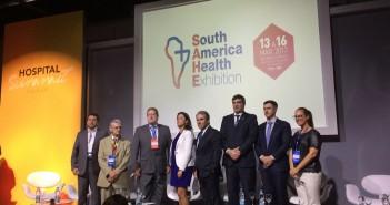 Revista Inovação Hospitalar participa da 1º edição da feira SAHE.